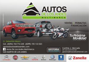 Autos de los Andes - SMA