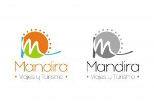 Diseño de logo Mandira